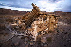 Fixer Upper (Shutter Theory) Tags: abandoned stone swansea cabin historic archeology owensvalley owenslake inyomountains inyocounty culturalresources