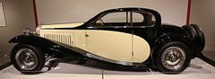1929 Bugatti Type 46 Semi-Profile (Bill Jacomet) Tags: museum texas steel tx fine arts houston type 29 bugatti 46 sculpted mfah 1929 in 2016 semiprofile of
