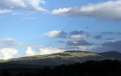 turkish landscape (9) (kexi) Tags: blue sky white green yellow clouds canon turkey landscape shadows view may hills paysage 2015 instantfave