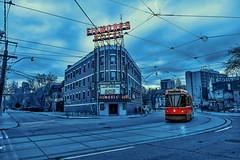 Filmores (Bruce BC) Tags: canada streetcar streetshot toronto torontophotography ttc