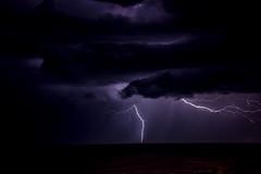 ...and the Lighting Strikes (Serena Gerfy) Tags: lightpainting beach lights nightlights nightsky hiltonhead strom ligthing