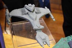 Star Trek Klingon Battle Cruiser (IPMS Middleton Cheney) Tags: startrek scifi klingon starfleet modelkit battlecruiser ipms modelshow modelclub ipmsmiddletoncheney poolevikings ipmsdorset