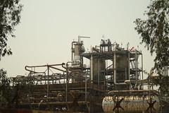 Indian Oil Corporation Refinery, at Mathura (ilovethirdplanet) Tags: india oilrefinery mathura ind uttarpradesh