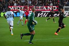 In controle (Steenjep) Tags: football herning soccer fodbold fcm snderjyske skender fcmidtjylland