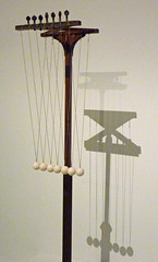 Instrument for experiments in the impacts of moving bodies - end of the 18th Century (Monceau) Tags: experiments moving ivory balls impact instrument bodies 18thcentury musedesartsetmtiers