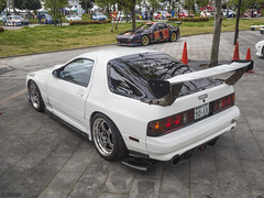 untitled-0561 copy (rshiroma) Tags: japan tokyo odaiba mazda rx7 rotary fc3s motorsportjapanfestival2016