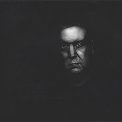 National Selfie Day (ScottNorrisPhoto) Tags: portrait blackandwhite usa selfportrait man male face wisconsin manipulated dark photography moody drawing fineart line explore charcoal milwaukee photoaday contemplative selfie photooftheday 365project scottnorrisphotography