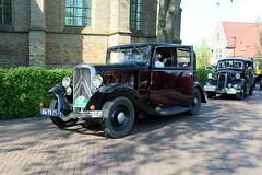 1934 Citron Rosalie (Davydutchy) Tags: classic car automobile tour ride rally citron bil oldtimer frise friesland rosalie bolsward klassiker frysln elfstedentocht frisia vetern boalsert