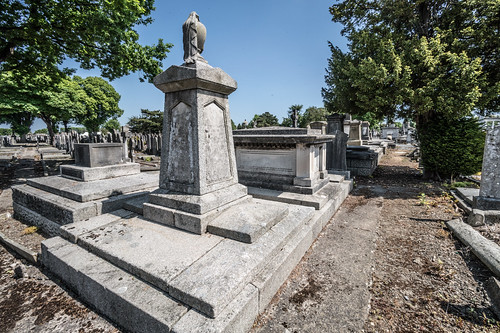 MOUNT JEROME CEMETERY AND CREMATORIUM IN HAROLD'S CROSS [SONY A7RM2 WITH VOIGTLANDER 15mm LENS]-117079