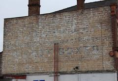 66 Norlington Road, E10 (Tetramesh) Tags: uk greatbritain england london advertising unitedkingdom britain advertisement londres gb londra londen londinium ghostsign lontoo llondon londone londyn llundain londn  lunnainn londain londono tetramesh londrez  loundres londr lndra