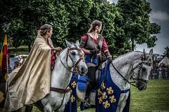 L'abbaye aux Dames fte ses 950 ans (bat27000) Tags: viking caen abbaye aux dames cidre dragon