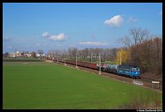 D Cargo 363 513, Nov Ves I 04-03-2016 (Henk Zwoferink) Tags: cd cargo henk skoda ves tsjechi 363 513 d i nov zwoferink middenbohemen novvesi