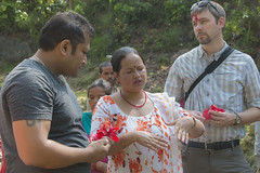 Padma Khadka is the dynamic chairwoman of the Shree Deuti Bajai Community Forest User Group ( ) Tags: nepal usaid water forestry district conservation nrm biodiversity surkhet
