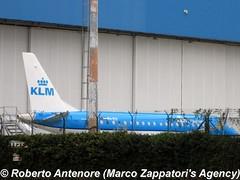 Embraer E-175 (E-170-200/STD) (Marco Zappatori's Agency) Tags: embraer e175 klmcityhopper phexi robertoantenore marcozappatorisagency preuc