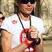 Nell McAndrew Sainsbury's Sport Relief Mile 2012 - London