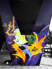 VERTICAL OROL (OROL 31) Tags: graffiti slovakia cha 2012 pok handf orol