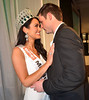 Miss Ireland 2012 Maire Hughes and boyfriend Stephen O'Connor The Miss Ireland 2012 Finals at The Ballsbridge Hotel Dublin, Ireland