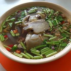 ซุปหางวัว   Ox Tail Soup @ ร้านที่ 17 โภชนาคาร สํานักงานตํารวจแห่งชาติ   Number 17 Food Court Royal Thai Police Headquarter