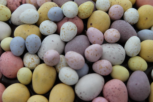 Easter eggs by WillowGardeners, on Flickr