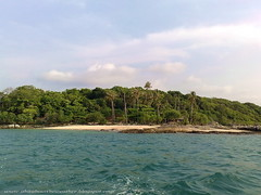 Bon Island. Rawai, Phuket, Thailand (Dawn in Phuket, Thailand) Tags: thailand asia tropical phuket rawai beachseascape bonisland