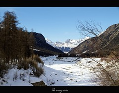The snowy river (begumidast) Tags: blue schnee winter snow alps color ice nature canon eos schweiz switzerland frozen suisse outdoor natur glacier berge 7d alpen svizzera eis efs engadin morteratsch wow1 eflens landschaftsaufnahmen ovadabernina eos7d canoneos7d graubünden begumidast efs1585mmf3556isusm efs1585mm mygearandme musictomyeyeslevel1