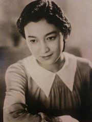Setsuko Hara 16 years old [explored]