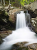Waterfall on a mountain stream (Nikolay St. Dimitrov) Tags: mountain water stone speed waterfall scenery stream smooth course bulgaria brook torrent naturepoetry
