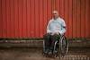 Karl Dicks - Paraplegic Gentleman. (Samantha Letten) Tags: touch devon paraplegic paralysis honiton paralysed paralysedman