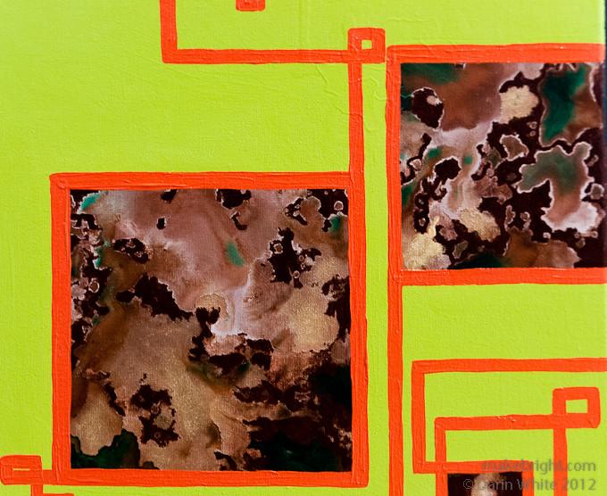 Art Allies - Nurture show at The Button Factory 014