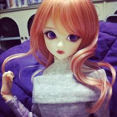 Does Sumire-chan looks good with pink hair? | พอไหวไหมเนี่ย จะได้ไม่ต้องขายทิ้ง หมายถึงวิกนะ