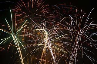 Fireworks, Darling Harbour, Sydney