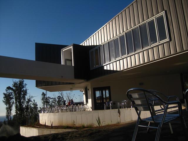 vista de la universidad UAI