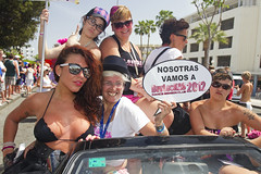 Maspalomas Gay Pride 2012 (Alex Bramwell) Tags: carnival gay people grancanaria festival parade gaypride float burlesque 2012 maspalomas