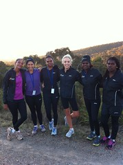 "The 2012 New York marathon squad on their first training run in Canberra • <a style=""font-size:0.8em;"" href=""https://www.flickr.com/photos/64883702@N04/7194247592/"" target=""_blank"">View on Flickr</a>"