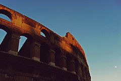 The Colosseum, Rome (AhmadJunaidi) Tags: italy rome history europe tourist colosseum