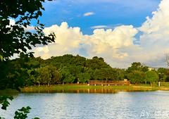 Cloud (娜 娜☂Nana) Tags: light sky cloud love beautiful clouds nikon with natural taiwan i 我愛台灣 d7000