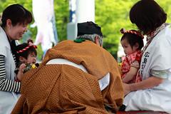 Naki sumo (III) (J.Salmoral) Tags: vacation portrait japan retrato  nippon portret japon giappone nihon jap   retrat portrt japo portrtt  canonef24105mmf4lisusm arckp canonef24105f4lisusm juansalmoral canon600d