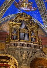 "Organo Vegezzi Bossi, Basilica di Santa Maria sopra Minerva • <a style=""font-size:0.8em;"" href=""http://www.flickr.com/photos/89679026@N00/7250529760/"" target=""_blank"">View on Flickr</a>"