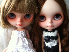 Two ladies arrive today★