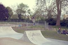 BMX+Skaterz_IMG_5522 (Aston Leach) Tags: bw kids youth canon eos bmx mark f14 documentary skaters tricks skatepark ii 5d usm process croydon wandle yoof ef50mmf14usm ef50mm repotage wandlepark canoneos5dmarkii manzdem wandleparkskatepark