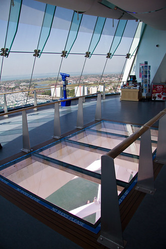 Inside the Spinnaker