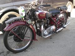 Rudge Ulster 500cc OHV (Michel 67) Tags: classic vintage motorbike antigua antiguas moto motorcycle ancienne motocicleta motorrad cml vecchia motocicletta motocyclette clasica vecchie rudge clasicas motociclette motociclete classik motorcyklar motocyklar motociclettas motocicletti