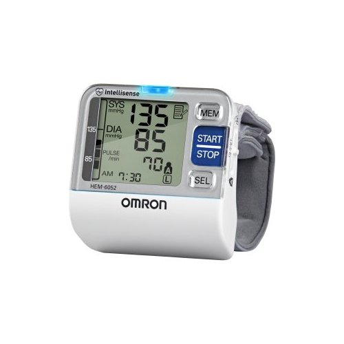欧姆龙Omron Bp652 7 Series Blood Pressure Wrist Unit 7系列腕式电子血压计$55.99