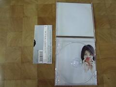 原裝絕版 2005年 4月6日 松隆子 MATSU TAKAKO 松たか子 a piece of life CD 港版 中古品 3