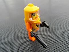 Apocalypse (Silent Commander) Tags: alone all loneliness post lego fear apocalypse hazmat outbreak apoc minifigures brickarms