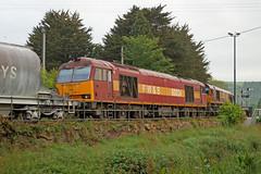60024 - St.Blazey. (37670nat) Tags: class60 60024 6c99 bzstored60s cornish60