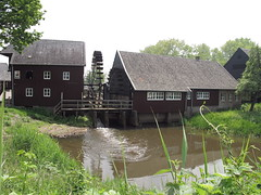 Opwettense Watermolen Nuenen (ToJoLa) Tags: nature canon spring natuur eindhoven lente 2012 wandeling ontrack canong12