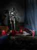 Domo Resistance (Paul J's) Tags: toy army toys domo guns terminator domokun resistance t600 domos 120603