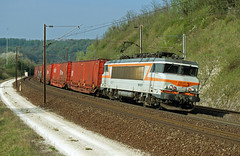 22271 Willeroncourt (Gridboy56) Tags: class222 22271 france willeroncourt db sncf freight containers europe cargo trains locomotive