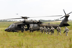 Headed to the Black Hawk (The U.S. Army) Tags: jrtc